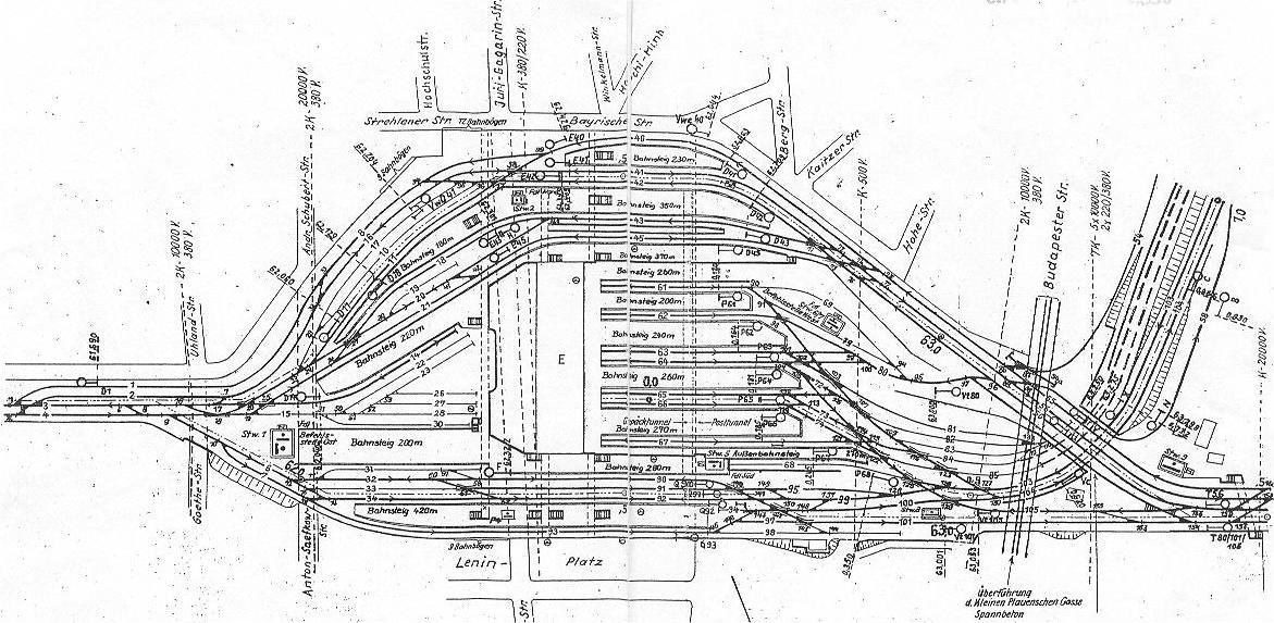 Oberlausitzer Eisenbahnen Die Eisenbahn in der Oberlausitz